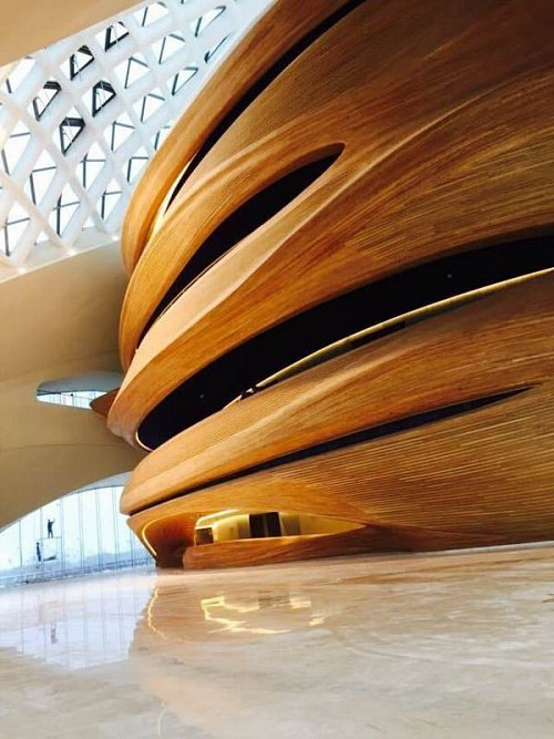Harbin Opera House in China